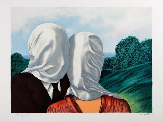 , 'Les Amants,' 2010, Samhart Gallery
