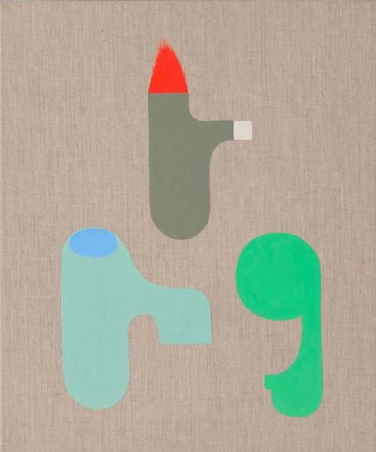 , 'Fire on Tap,' 2016, OLSEN GALLERY