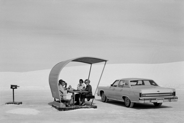 , 'White Sand. New Mexico, USA.,' 1982, Magnum Photos