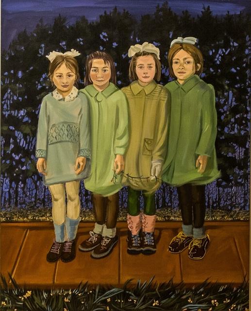 , 'Sisterhood,' 2017, Meno niša Gallery