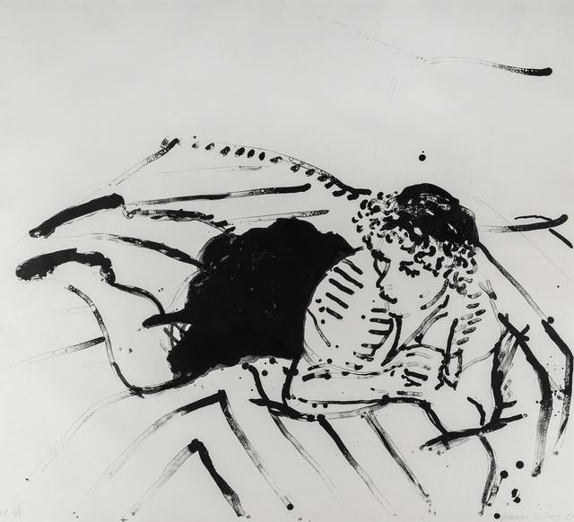 David Hockney, 'Big Celia Print #2 (Tokyo 253)', 1981, Forum Auctions