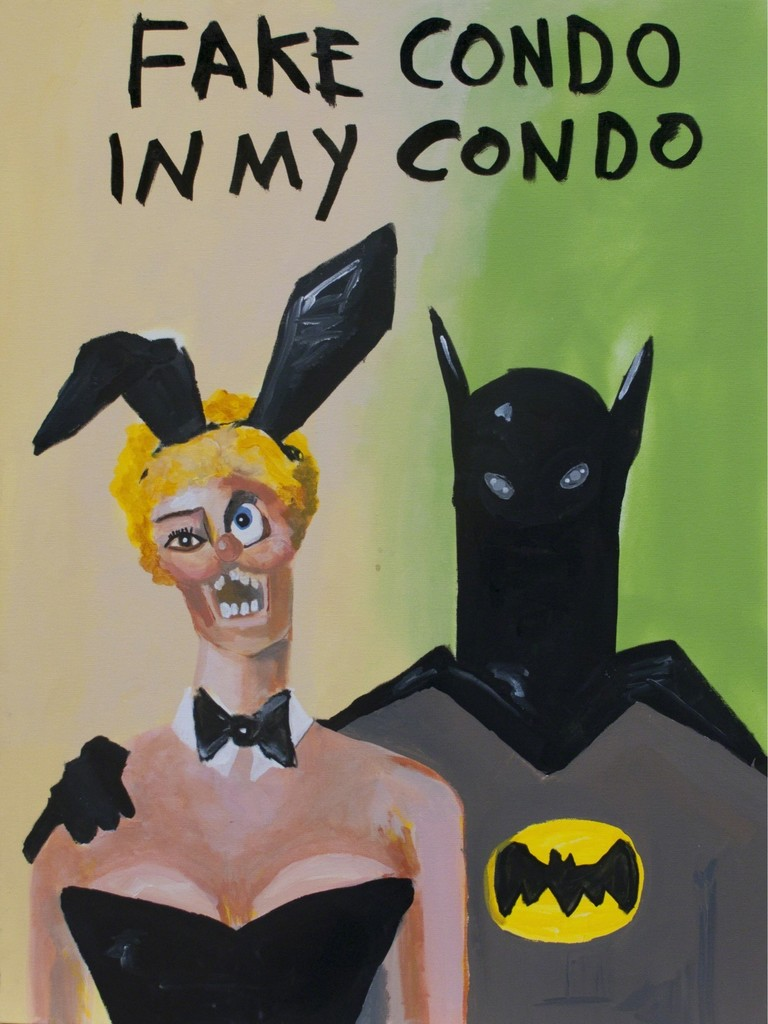 Condo in My Condo