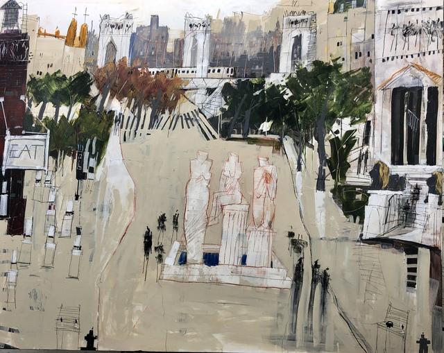 Dennis Campay, 'Three Divas', 2019, Shain Gallery