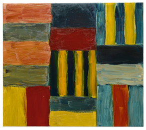 Sean Scully, 'Cut Ground Blue Grey,' 2011, Sotheby's: Contemporary Art Day Auction