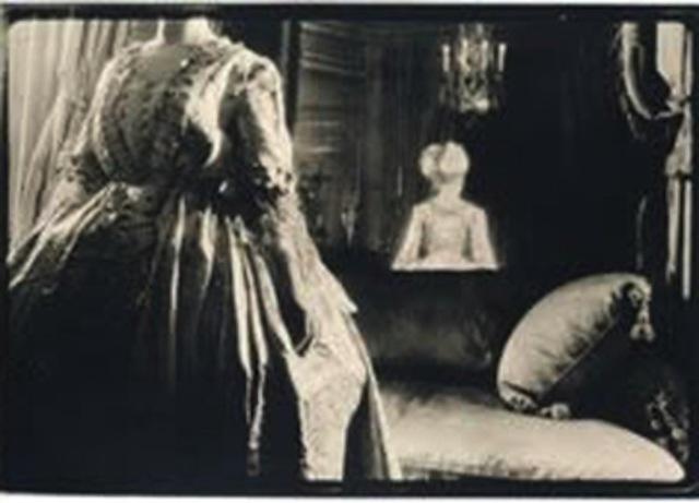 , 'Petit Theatre de Marie Antoinette, Unseen Versailles,' 1981, Staley-Wise Gallery