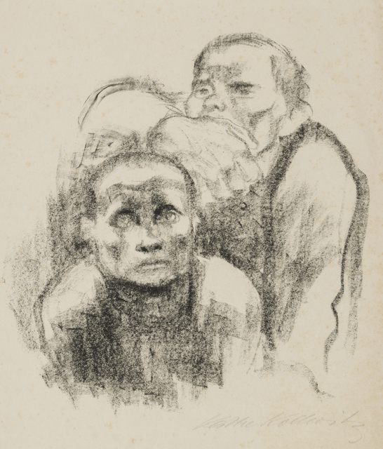 , 'Prisoners Listening to Music,' 1925, Galerie St. Etienne