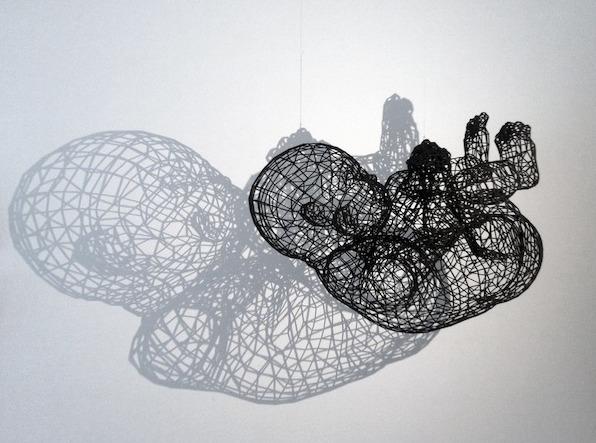 , 'Baby Prayer black,' , Joerg Heitsch Gallery