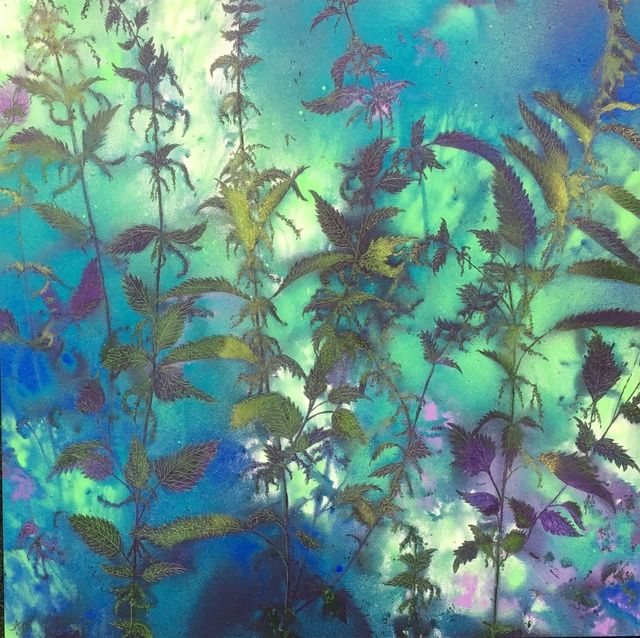 , 'Butterfly Nursery,' Contemporary, D-Contemporary
