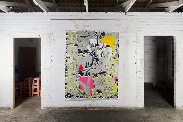 , 'Untitled,' 2017, Galerie Eric Hussenot
