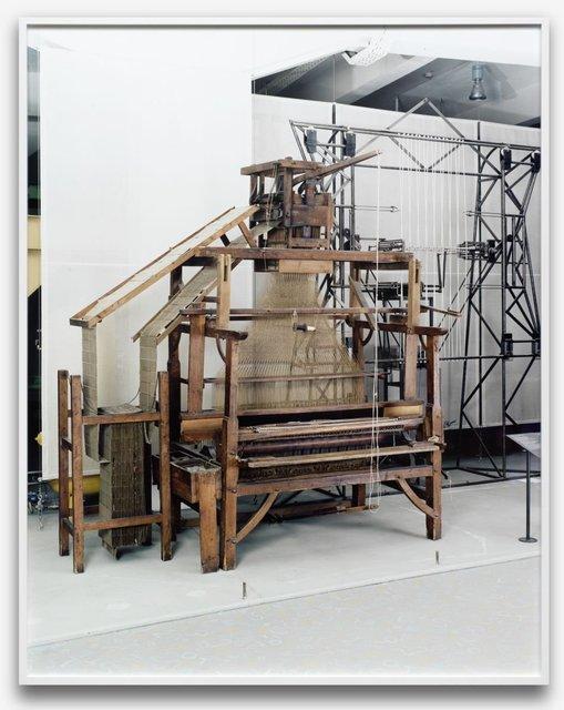 , 'Jacquard Loom Deutsches Museum Munich,' 2016, KÖNIG GALERIE