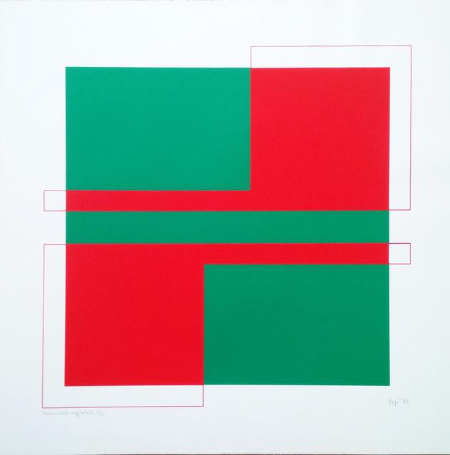 , 'Simultaneous squares ,' 1983, VILTIN Gallery