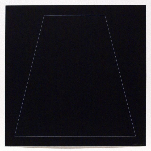 , 'Six Geometric Figures - Trapezoid,' 1977, Bernard Jacobson Gallery