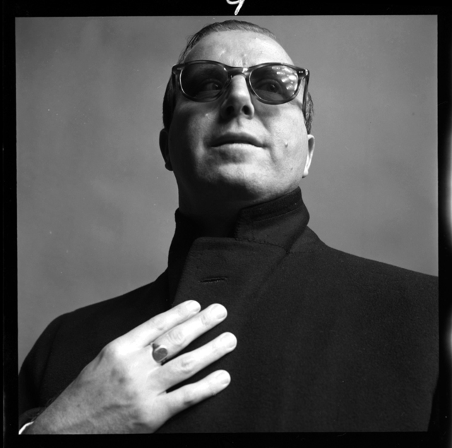 Bert Stern, 'George Shearing', 1958, Staley-Wise Gallery
