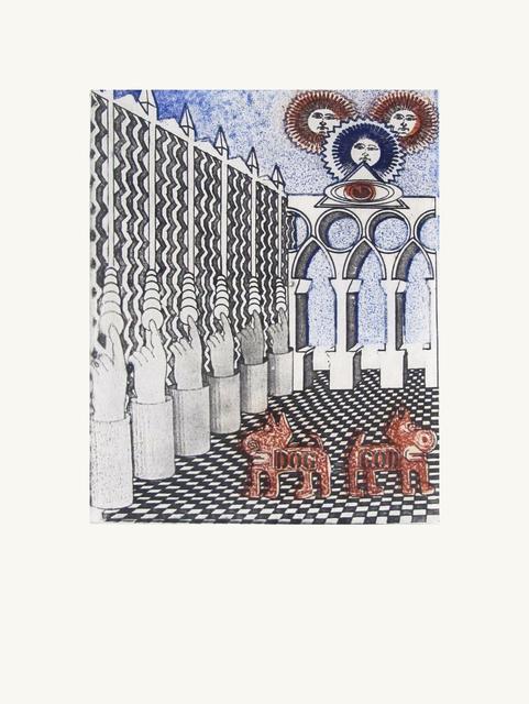 Pedro Friedeberg, 'Anaxiforminges 5/5', ca. 2010, Galería Mónica Saucedo