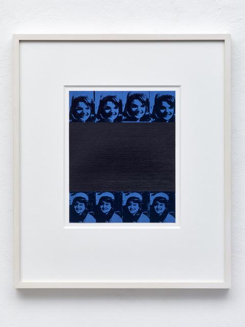 , 'Blue Jackie's,' 2014, Taguchi Fine Art