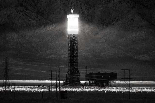 , 'Solar Power Tower, Ivanpah Solar Power Facility, California,' , Soho Photo Gallery