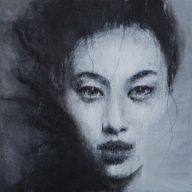 , 'Studio di donna V,' 2014, Accesso Galleria