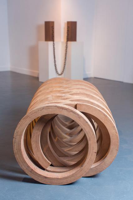 , 'Circular Sole 1 《環・原》之一,' 2015, Art Experience Gallery