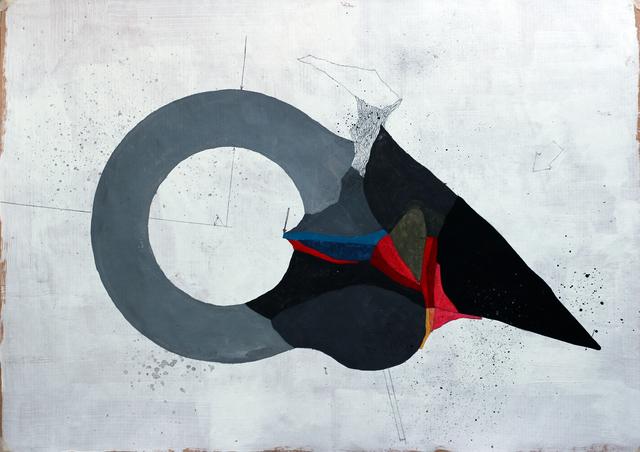 , 'Ohne Titel III,' 2015, Galerie SOON
