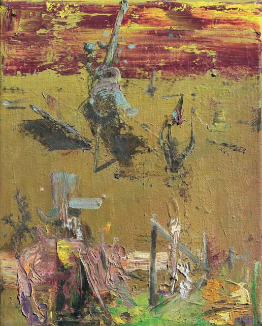, 'Rusty Light,' 2014, Quadro 21 Gallery