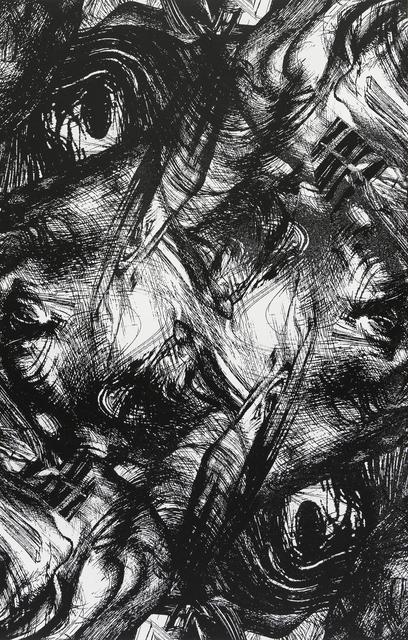 , 'Double Trump Chaos #1,' 2018, Simon Lee Gallery