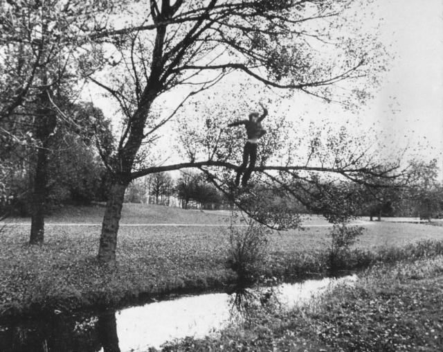 Bas Jan Ader, 'Broken Fall (organic), Amsterdamse Bos, Holland', 1971/1994, Meliksetian | Briggs