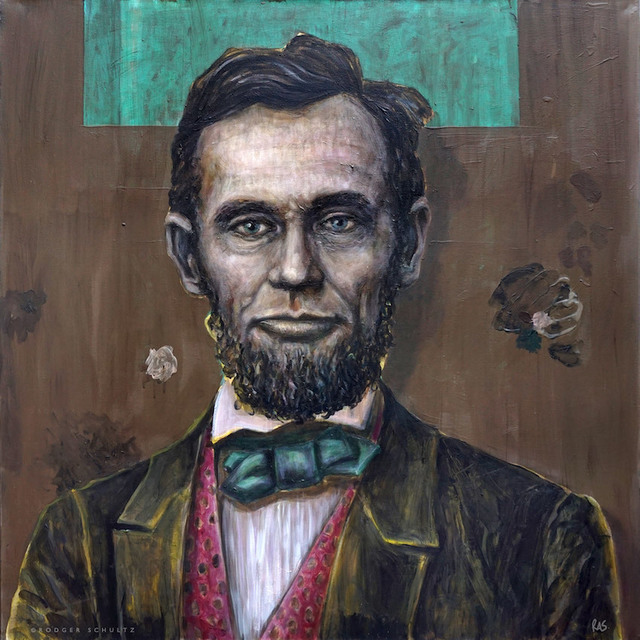 , 'True Grit Lincoln,' 2016, Artist's Proof