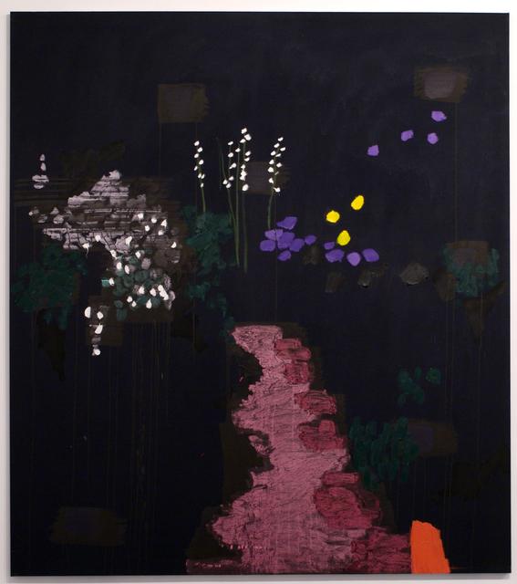 , 'Dark Pink Path, Son Caragol,' 2008, Bernard Jacobson Gallery