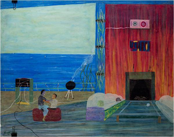 , 'Coaster Condo,' 1992, David Barnett Gallery