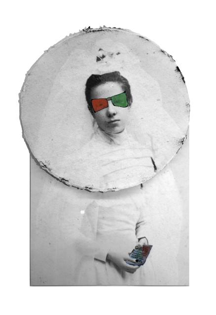 , 'Blind Color Bride,' 2015, Tracey Morgan Gallery