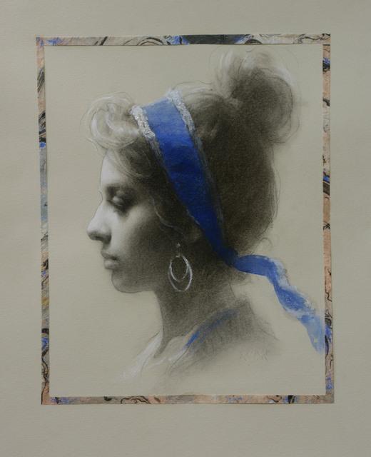 , 'Blue Scarf ,' , Gallery 1261