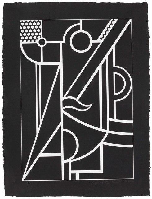 Roy Lichtenstein, 'Modern Head #3, from Modern Head Series', 1970, Christie's