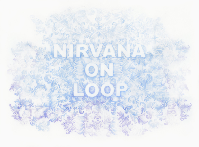 Amanda Manitach, 'Nirvana On Loop', 2019, Winston Wächter Fine Art