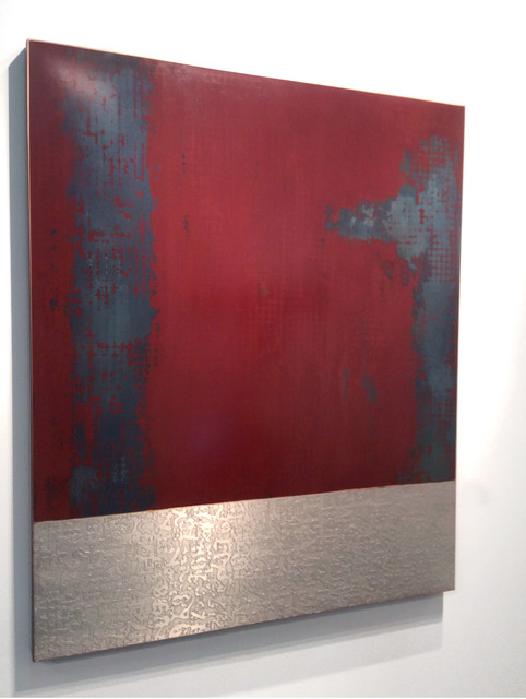 , 'Urban Relic Red:  6,' 2015, ten|Contemporary