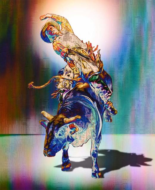 , 'Minotaur 5,' 2015, Alan Cristea Gallery