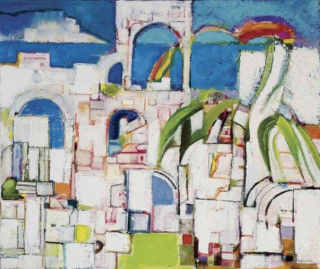 , 'Aegean III,' 2014, Catto Gallery
