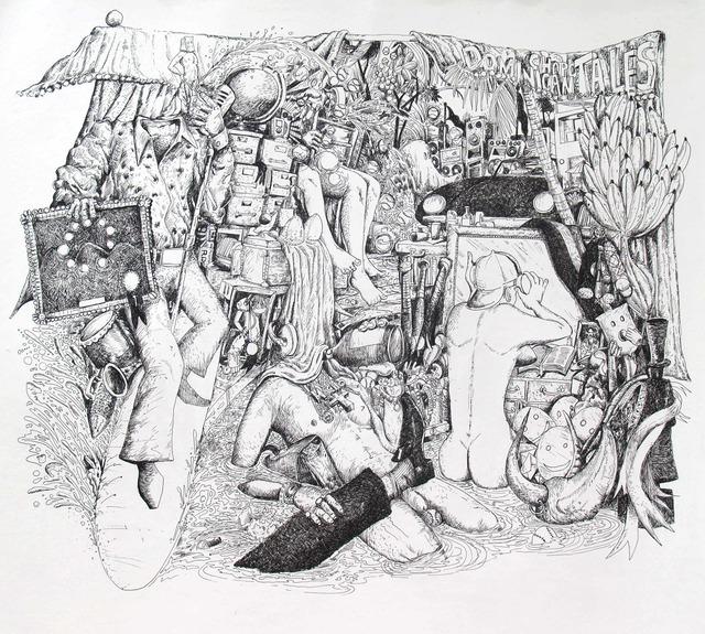 , 'Dominican Chopo Tales,' 2014, Lyle O. Reitzel