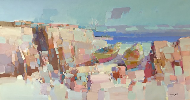 Vahe Yeremyan, 'Laguna Cliffs', 2019, Vayer Art