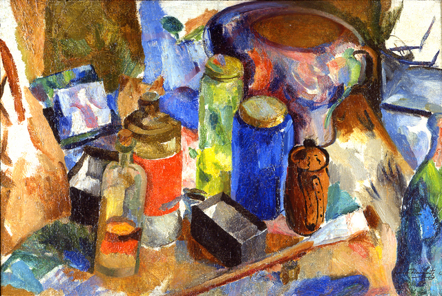 James Daugherty, 'Synchromist Still Life', ca. 1916, Forum Gallery