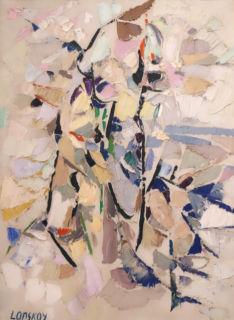, 'Untitled,' 1958, Hollis Taggart Galleries