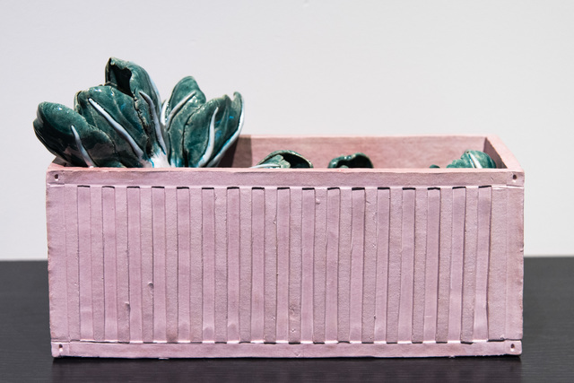 , 'Food For Thought: Baby Buk Choy,' 2016, Studio 21 Fine Art