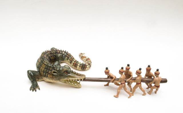 , 'Caimán Monstruo Americano,' 2013, Nina Menocal Gallery