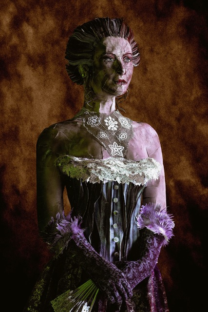 , 'The Riveted Kingdom #7 (Odette),' 2008, Asya Geisberg Gallery
