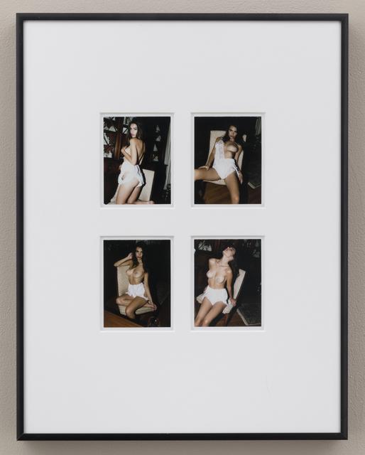 , 'Emily 11,' 2012, Castor Gallery