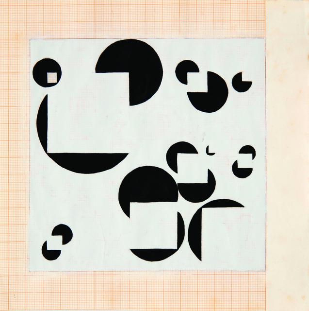 , 'Projecto Para Pintura 167,' 1956, Henrique Faria Fine Art