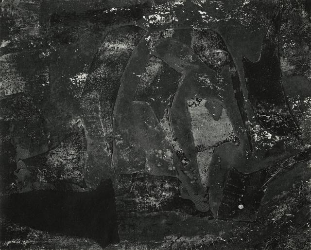, 'Oil on Paper,' ca. 1949, Lee Gallery