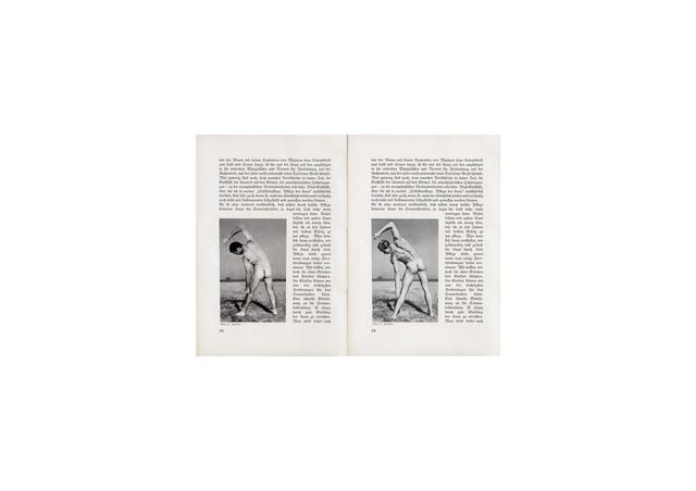 , 'Mensch und Sonne #2,' 2014, Galerie Crone