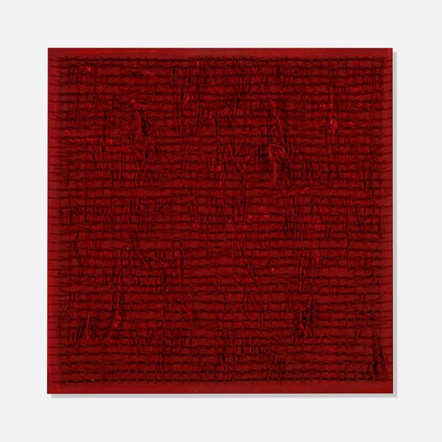 Bernard Aubertin, 'Tableau-clous', 1969, Wright