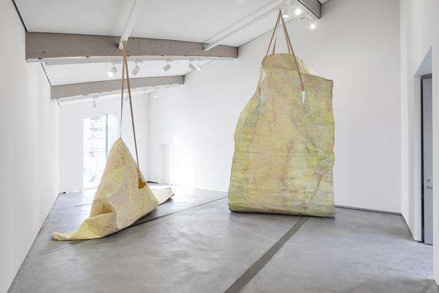 , 'Drifters,' 2015, Prosjektrom Normanns