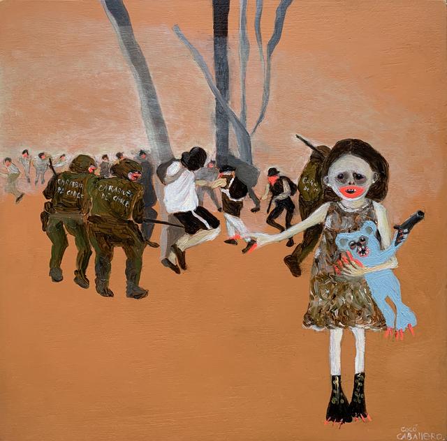 , 'Miedo,' 2019, Isabel Croxatto Galería